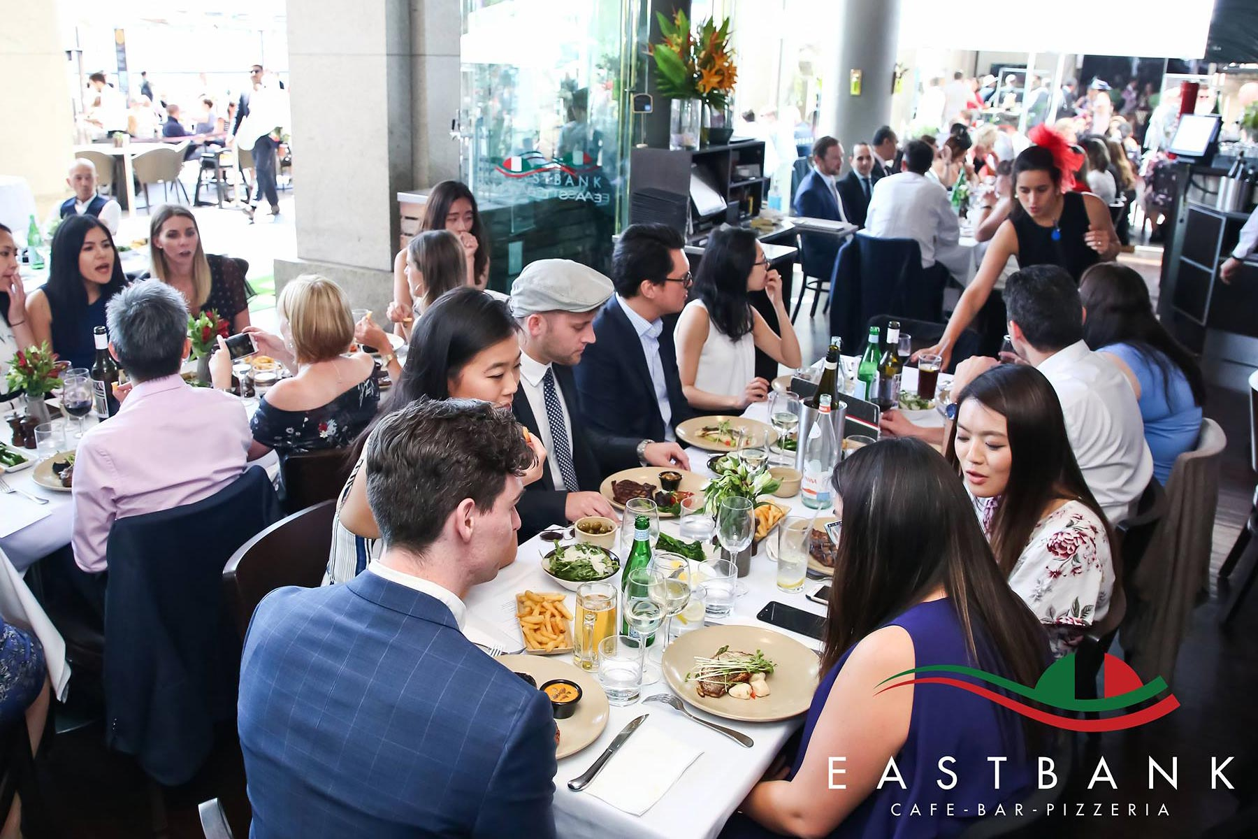 Eastbank Cafe Restaurant – interior: private event / function
