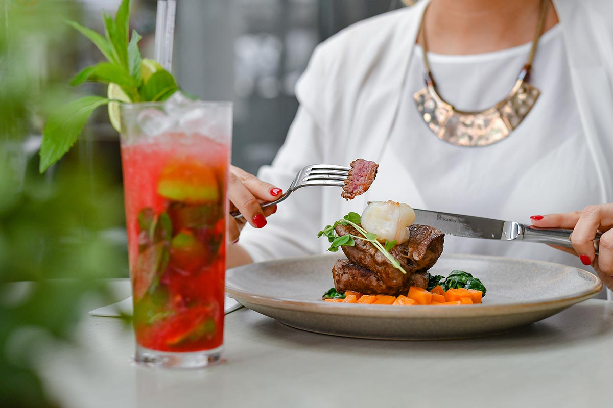 Eastbank Cafe Restaurant – Modern Australian main course